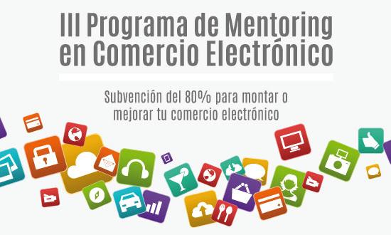 III Programa de Mentoring Comercio Electrónico Solbyte homologada