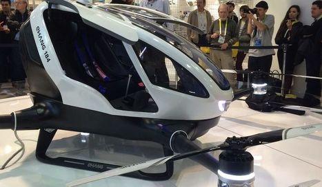 Megadron del CES 2016 blog solbyte