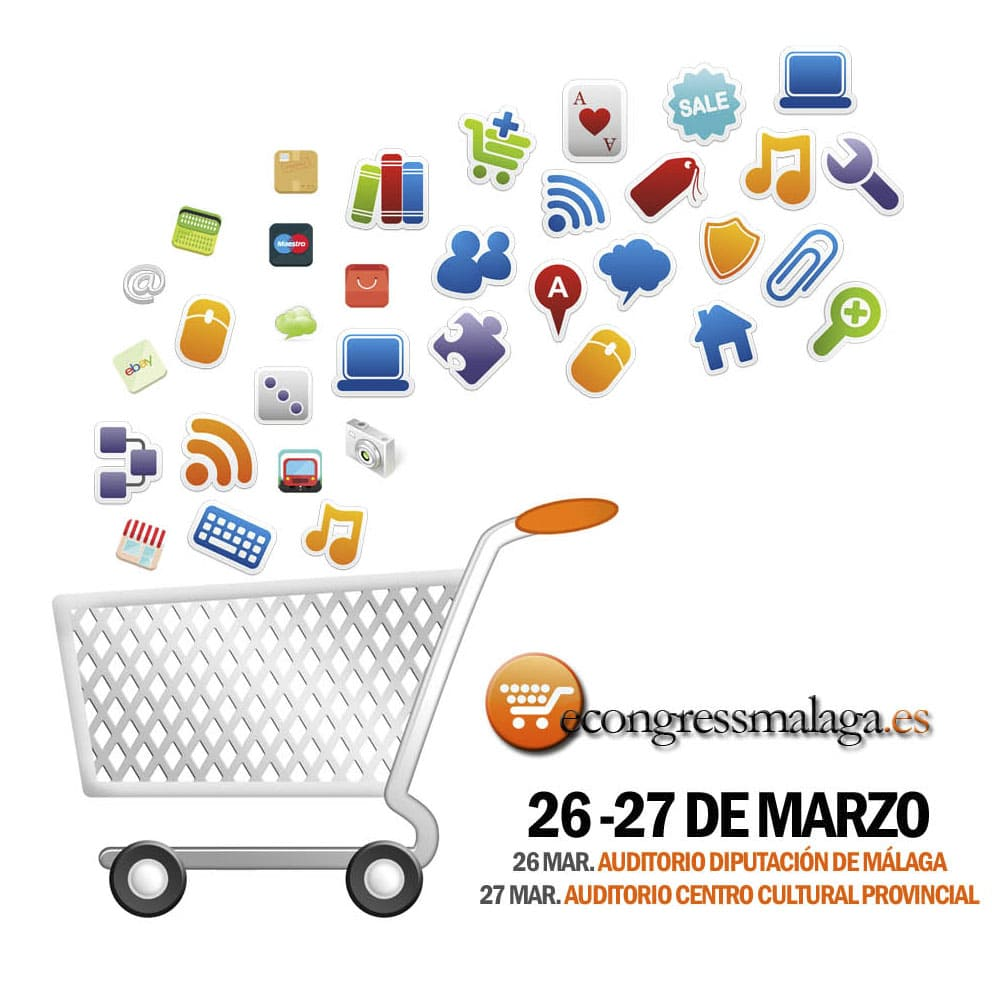 eCommerce, Social Media y Marketing Digital, próximos protagonistas en Málaga gracias a eCongress