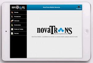 novatrans ipad 1