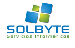 Solbyte nuevo logotipo